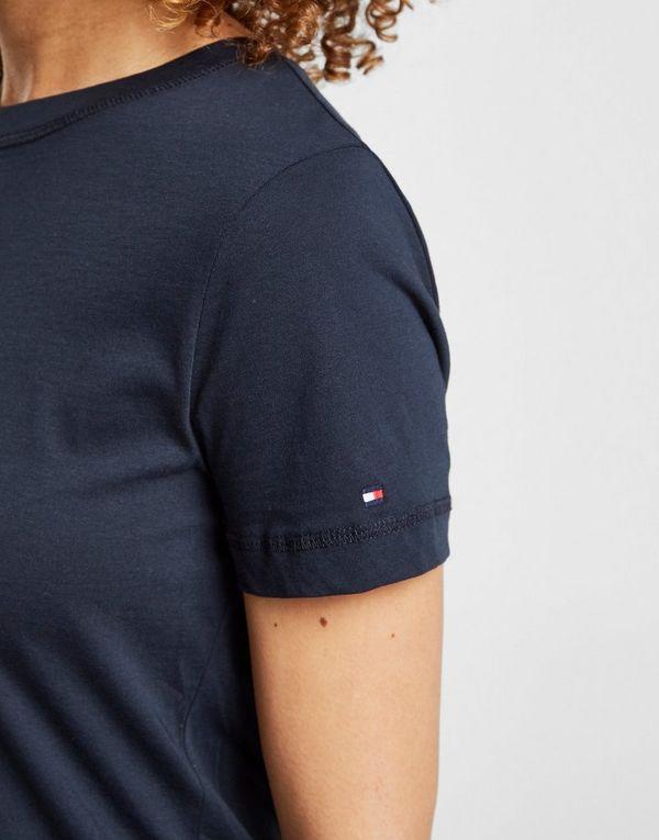 0444d4b3 Tommy Hilfiger Tape Crew T-Shirt | JD Sports