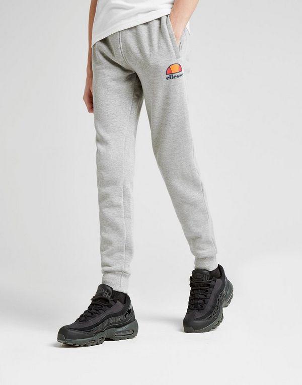 0753915b3b Ellesse Fleece Track Pants Junior   JD Sports