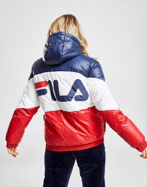 8a83527eeead Fila Colour Block Jacket