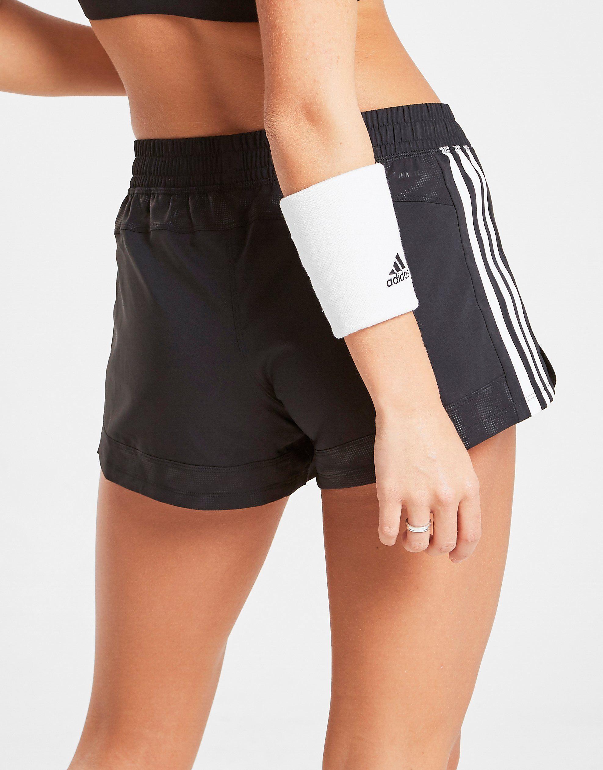 adidas 3-Stripes Embossed Shorts