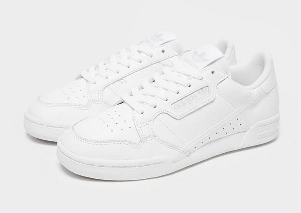 Acherter Blanc adidas Originals Continental 80 Homme | JD Sports