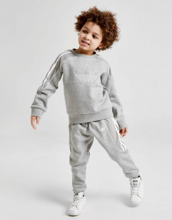27443585c14 adidas Originals Radkin Crew Träningsoverall Barn | JD Sports Sverige