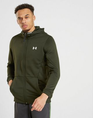 Under Armour chaqueta con capucha Fleece
