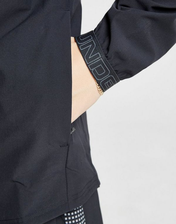 12f8bde6743b2 Under Armour Vanish Woven Full Zip Hooded Jacket