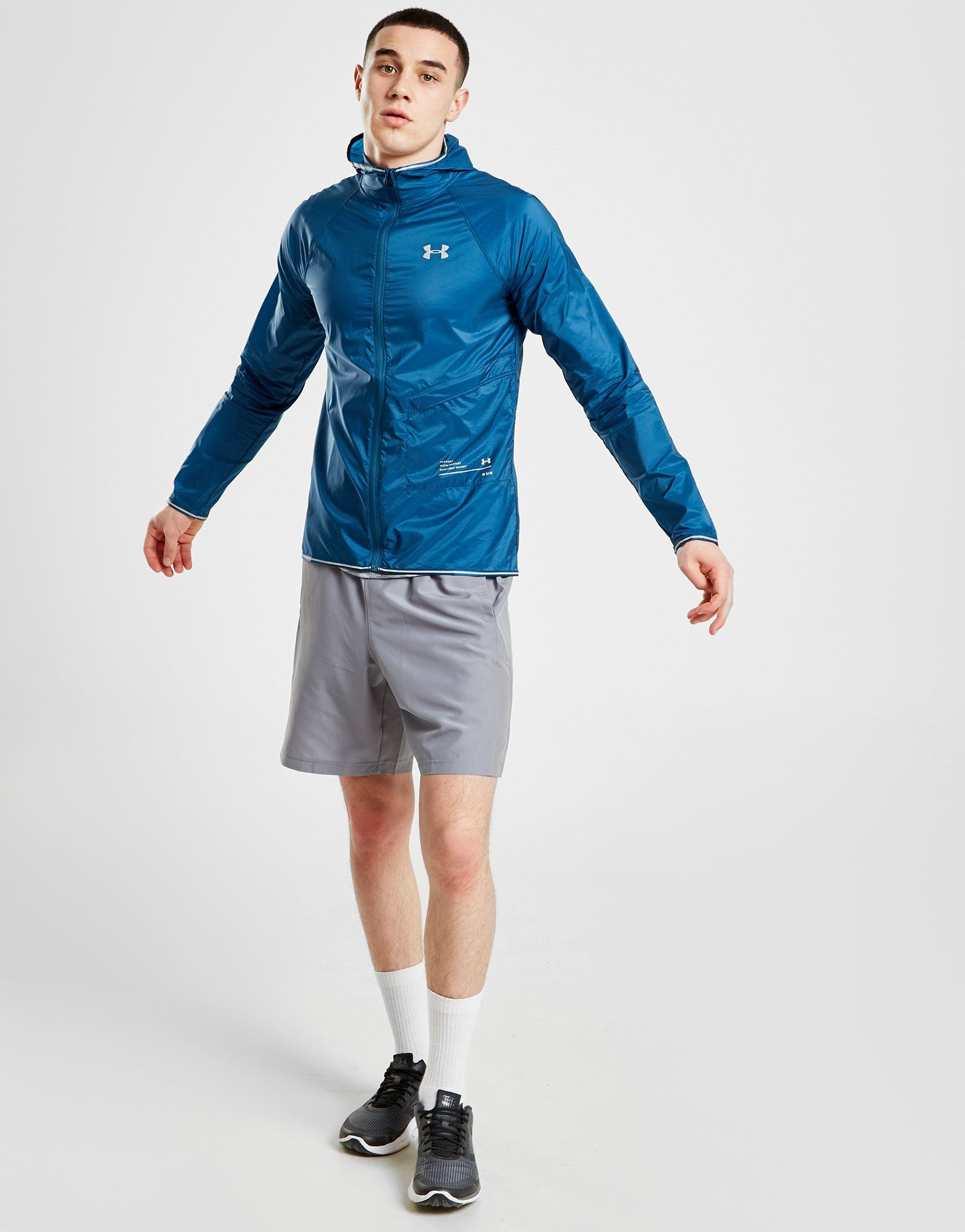 Under Armour Qualifier Pacmac Jacket