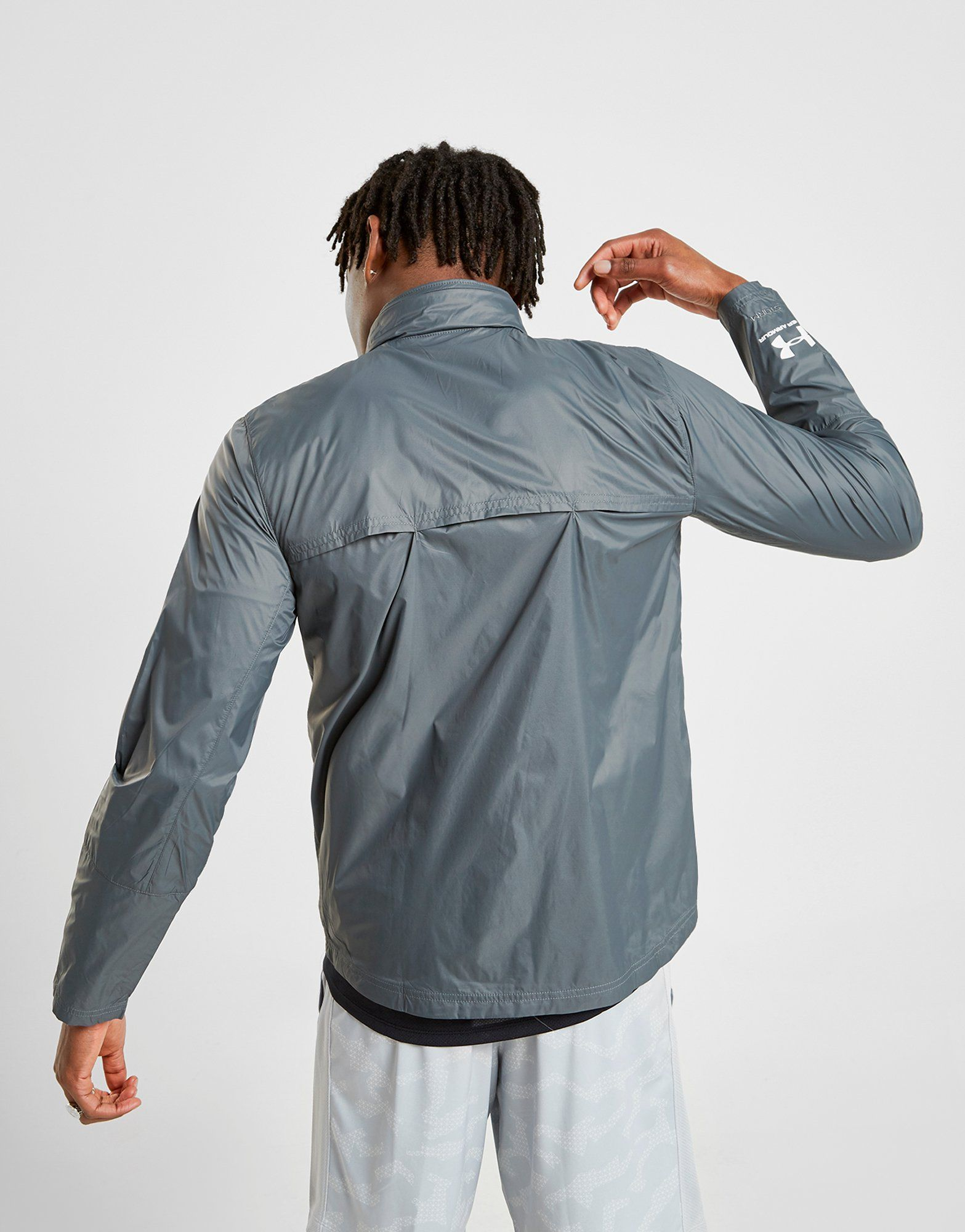 Under Armour Accelerated Wordmark Jacket