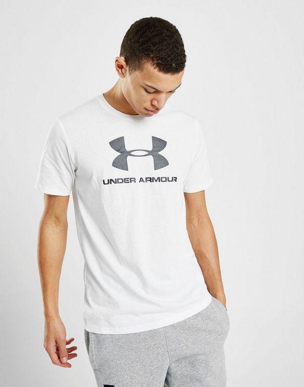 8fdd6d0f Under Armour Sportstyle Logo Short Sleeve T-Shirt | JD Sports