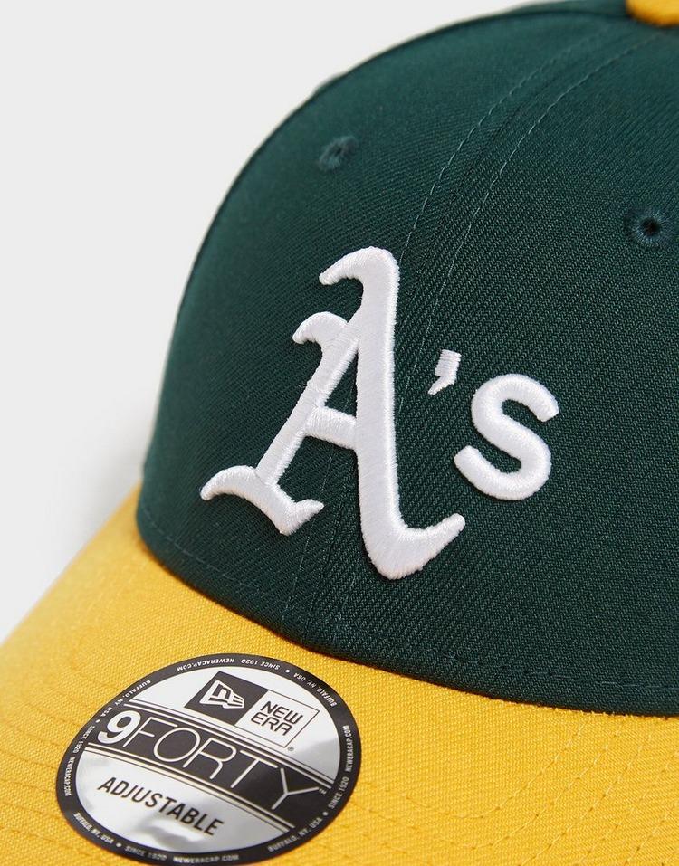 New Era Boné MLB Oakland Athletics 9FORTY