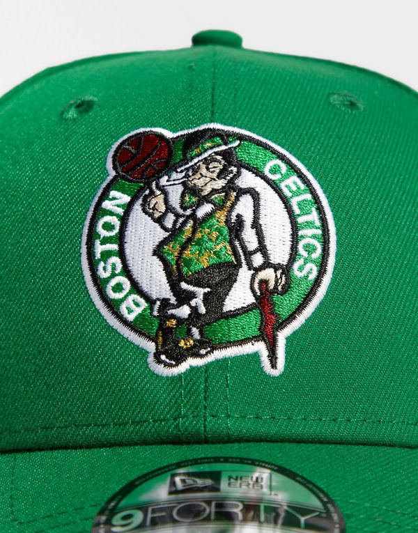 finest selection 7f7d9 f44b0 New Era NBA Boston Celtics 9FORTY Cap