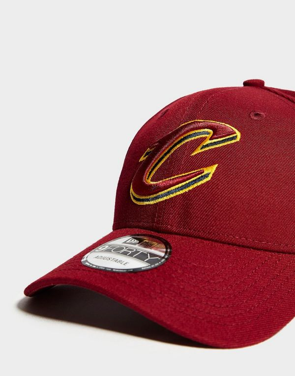 e2a9c6acf2 New Era NBA Cleveland Cavaliers 9FORTY Cap | JD Sports