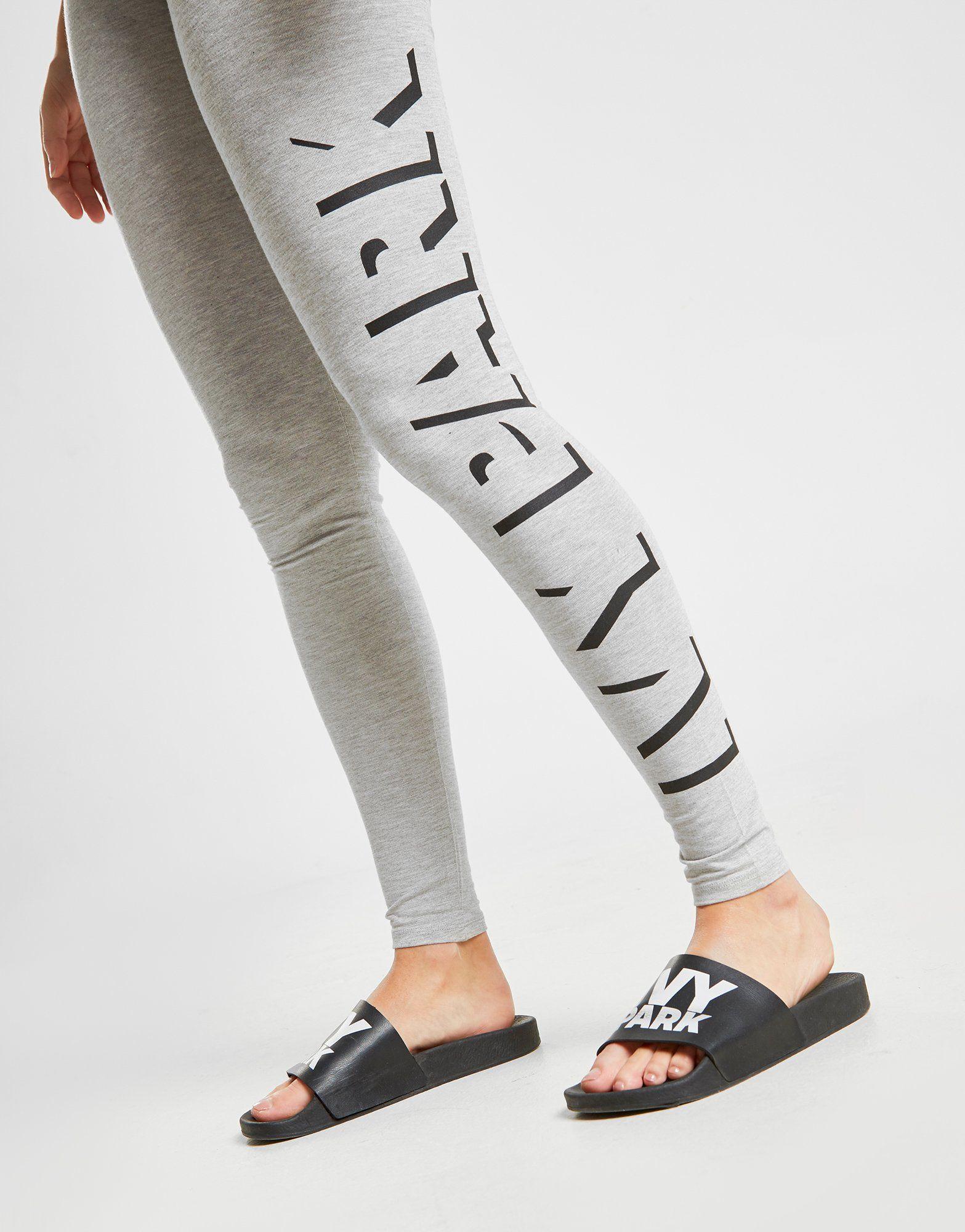 IVY PARK leggings Shadow Logo