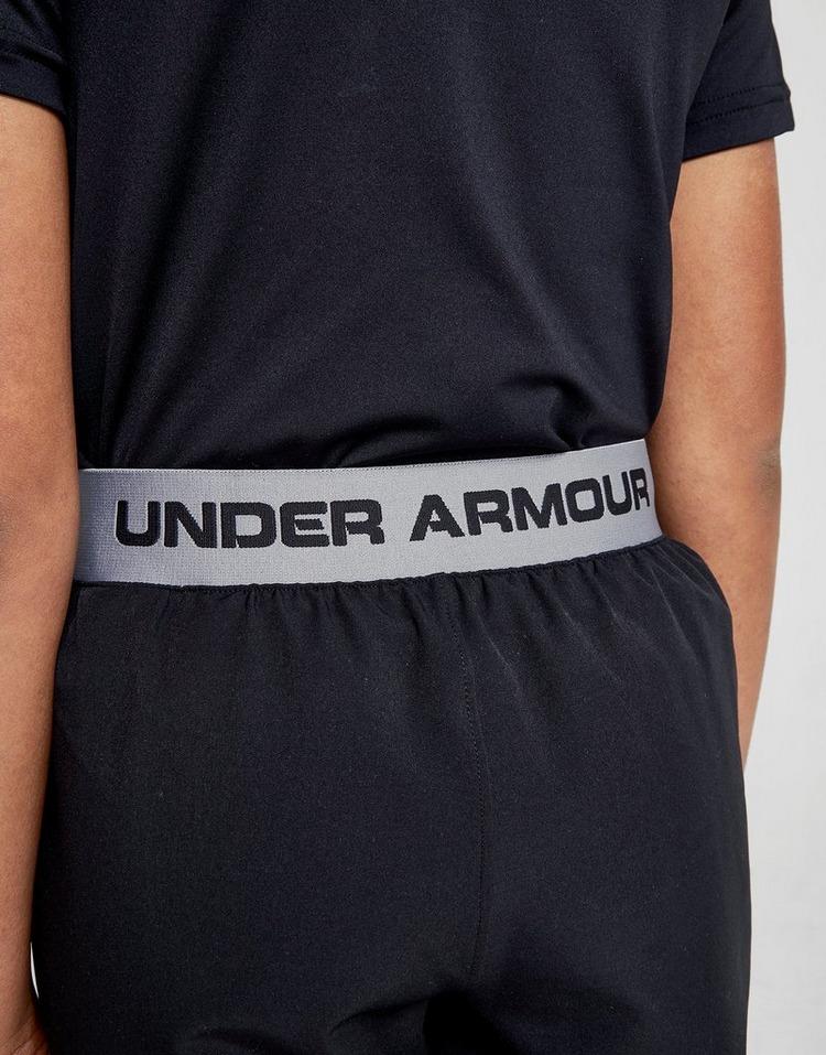 Under Armour pantalón de chándal Woven júnior
