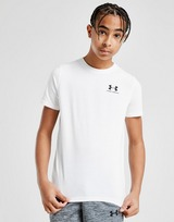 Under Armour Charged Cotton T-Shirt Junior