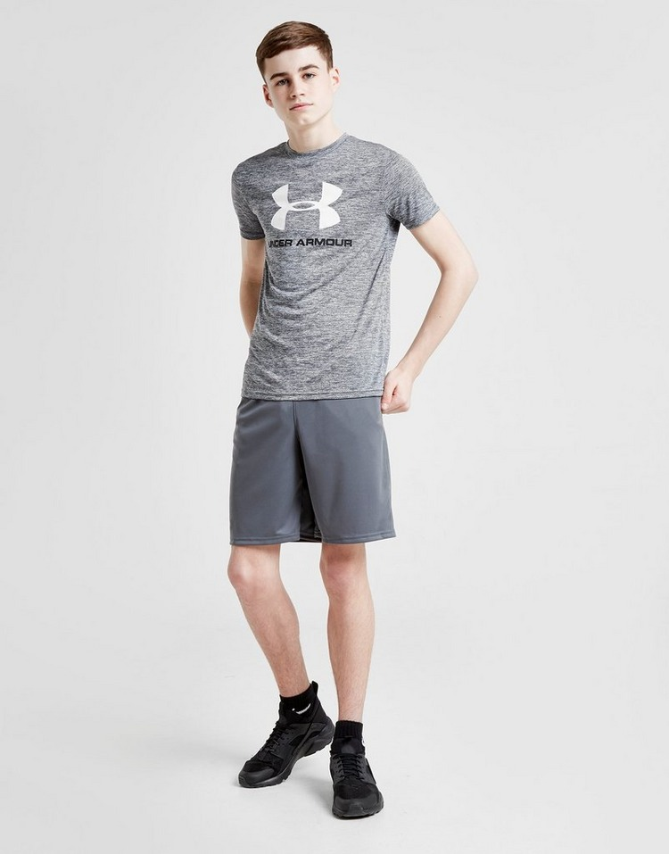 Under Armour Sportstyle Poly T-Paita Juniorit