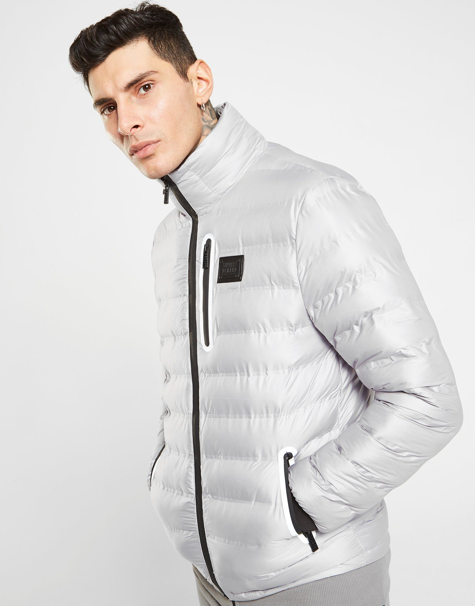 Supply & Demand Performance Jacket