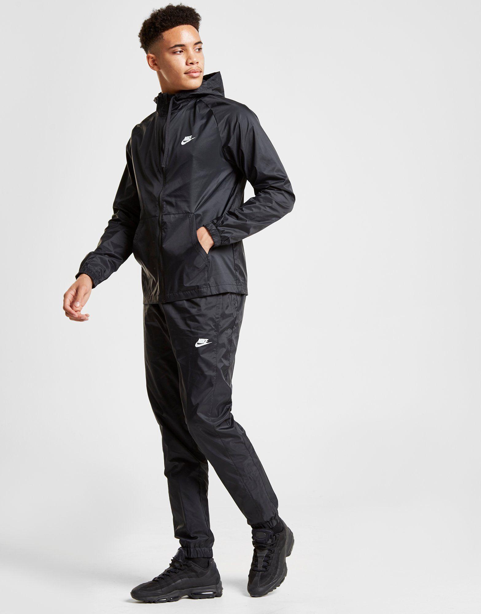 Nike Shut Out Hooded Jacket