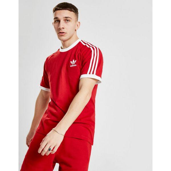 b412a971147 adidas Originals 3-Stripes California Short Sleeve T-Shirt   JD Sports