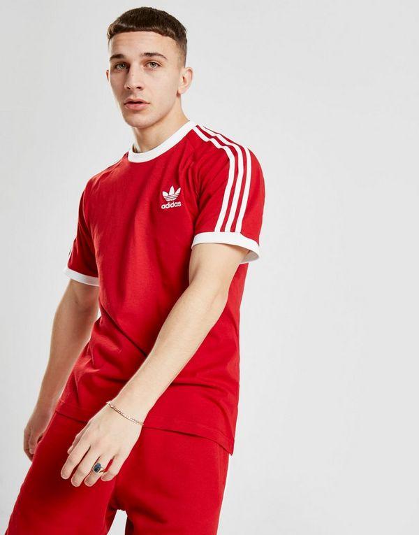 898009cc26 adidas Originals 3-Stripes California Short Sleeve T-Shirt | JD Sports