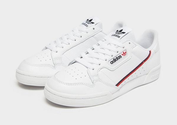 Koop Wit adidas Originals Continental 80 Heren