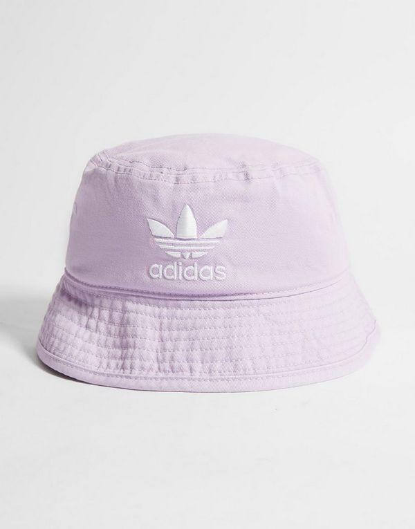 c339d28efd8d8 adidas Originals Trefoil Bucket Hat