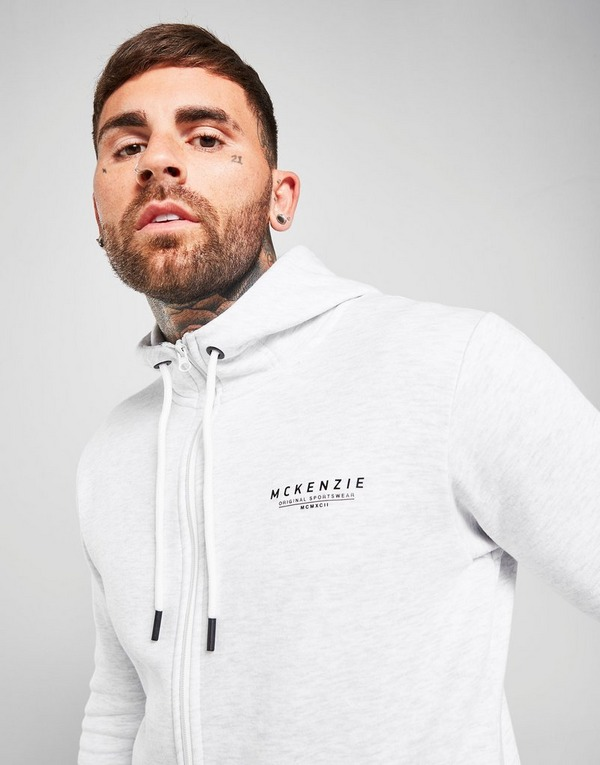 McKenzie Essential Zip Through Hoodie