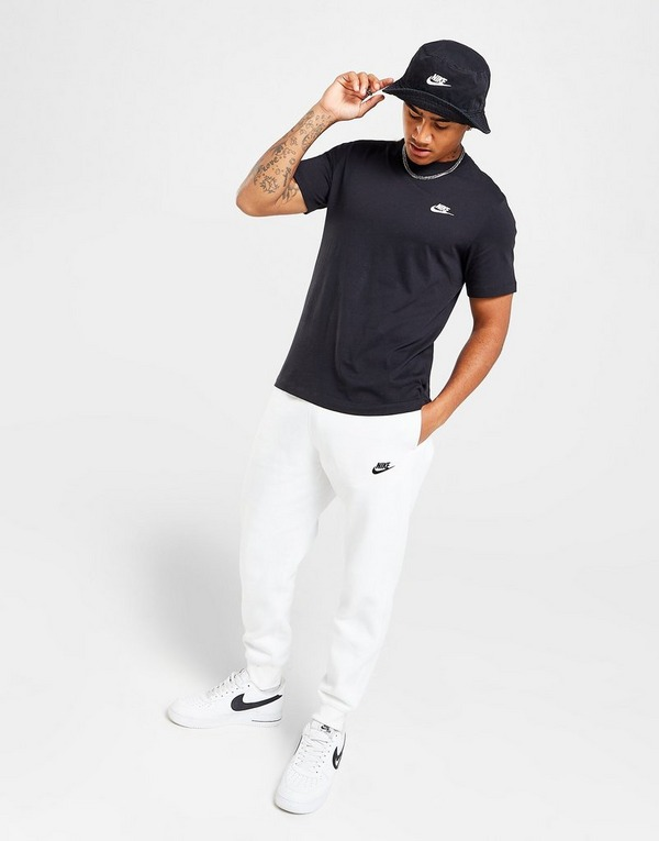 Køb Nike Core Logo T Shirt Herre i Sort | JD Sports