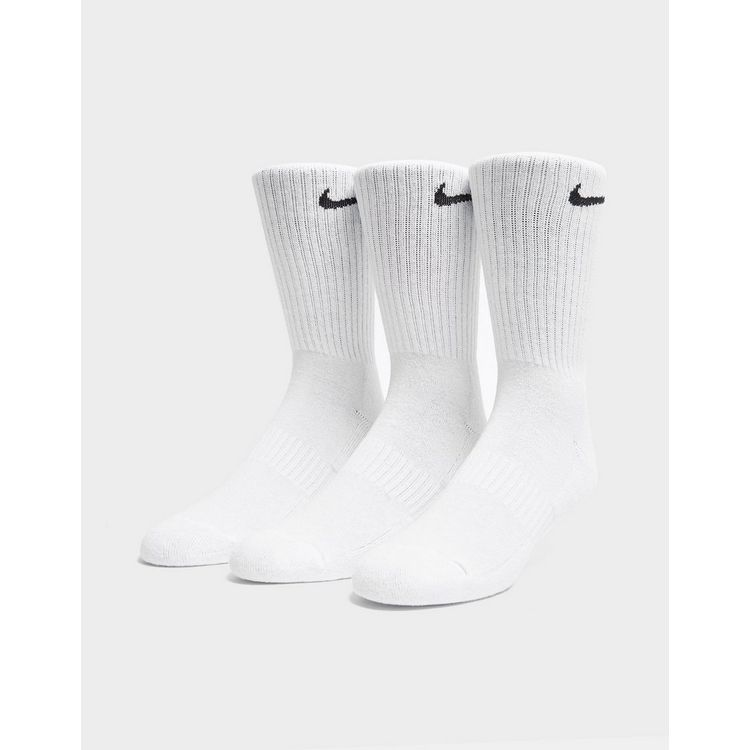 Nike calcetines 3-Pack Cushioned Crew