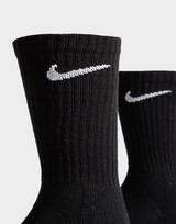 Nike 3 Pack Cushioned Crew Sukat