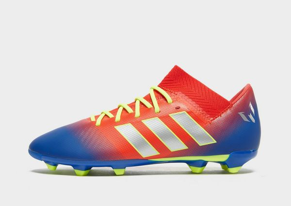 new products 13fd8 7c309 adidas Initiator Nemeziz 18.3 Messi FG Junior