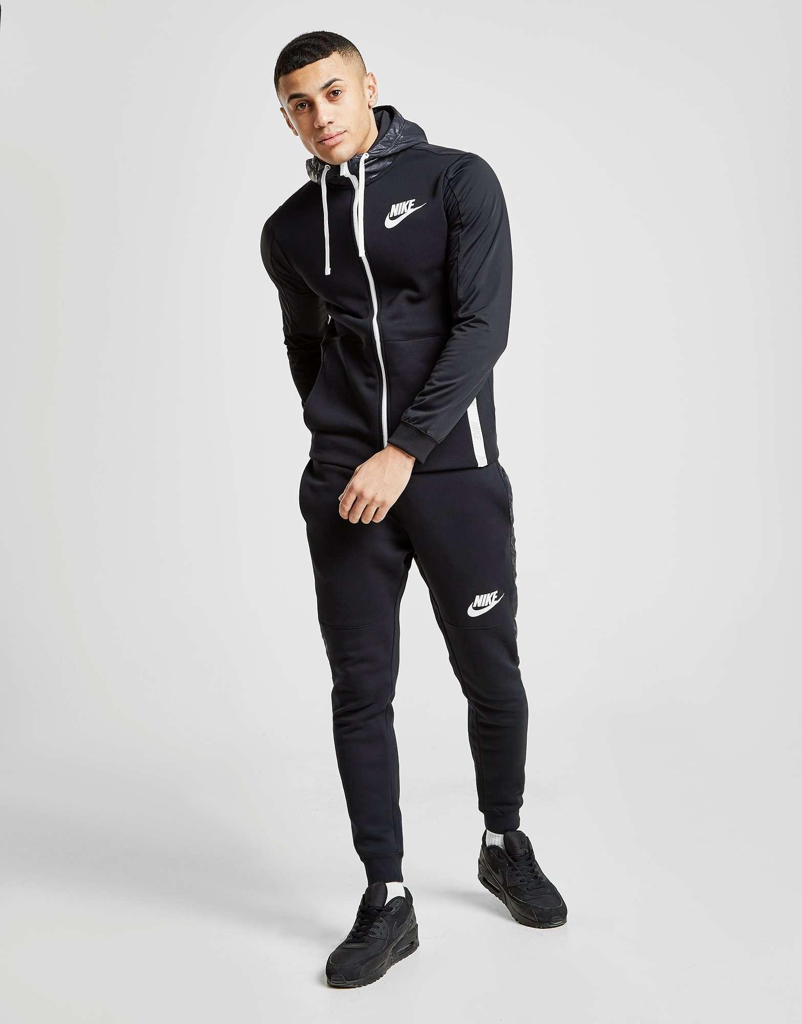 Nike Hybrid Fleece Joggers by Jd Sports