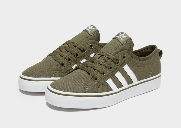 Búho como eso Loco  Buy adidas Originals Nizza Lo Junior | JD Sports