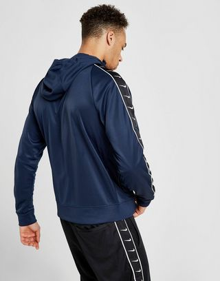 reputable site ace32 29782 Nike Tape Full Zip Felpa con cappuccio   JD Sports