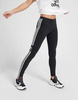 adidas Trefoil Leggings Black | adidas Malaysia