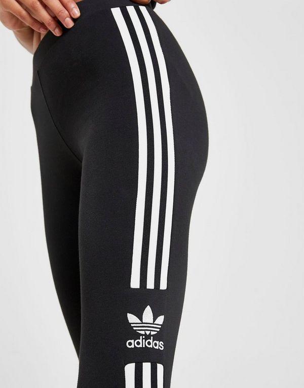 f353dca3d92 adidas Originals 3-Stripes Trefoil Leggings | JD Sports