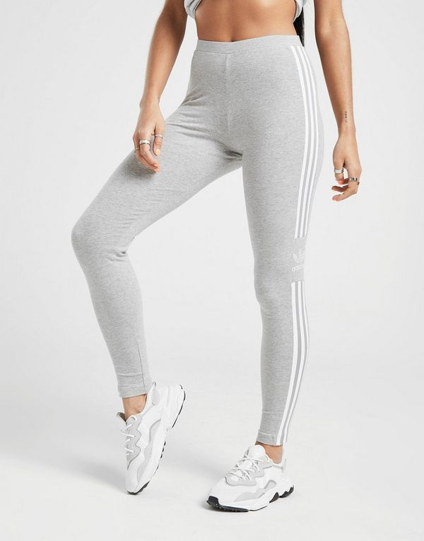 08302c22aad46 adidas Originals 3-Stripes Trefoil Leggings | JD Sports