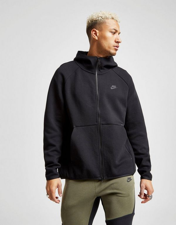 ceb32a5cd9c Nike Tech Fleece Windrunner Hoodie | JD Sports
