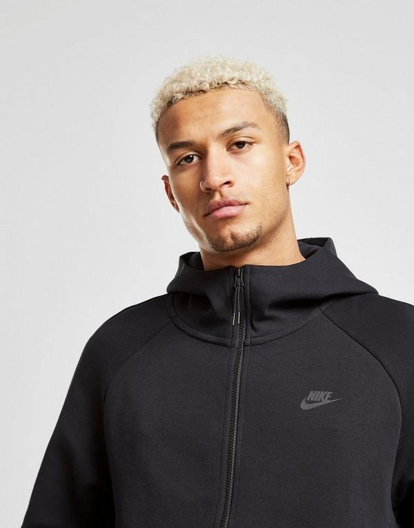 Køb Nike Tech Fleece Windrunner Hoodie Herre i Sort | JD Sports