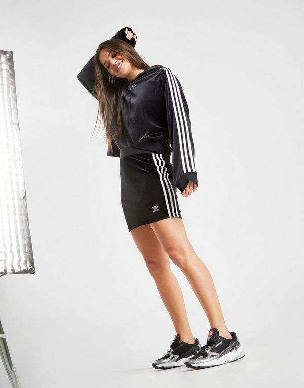 size 40 867a2 dfb55 adidas Originals 3-Stripes Bodycon Skirt   JD Sports
