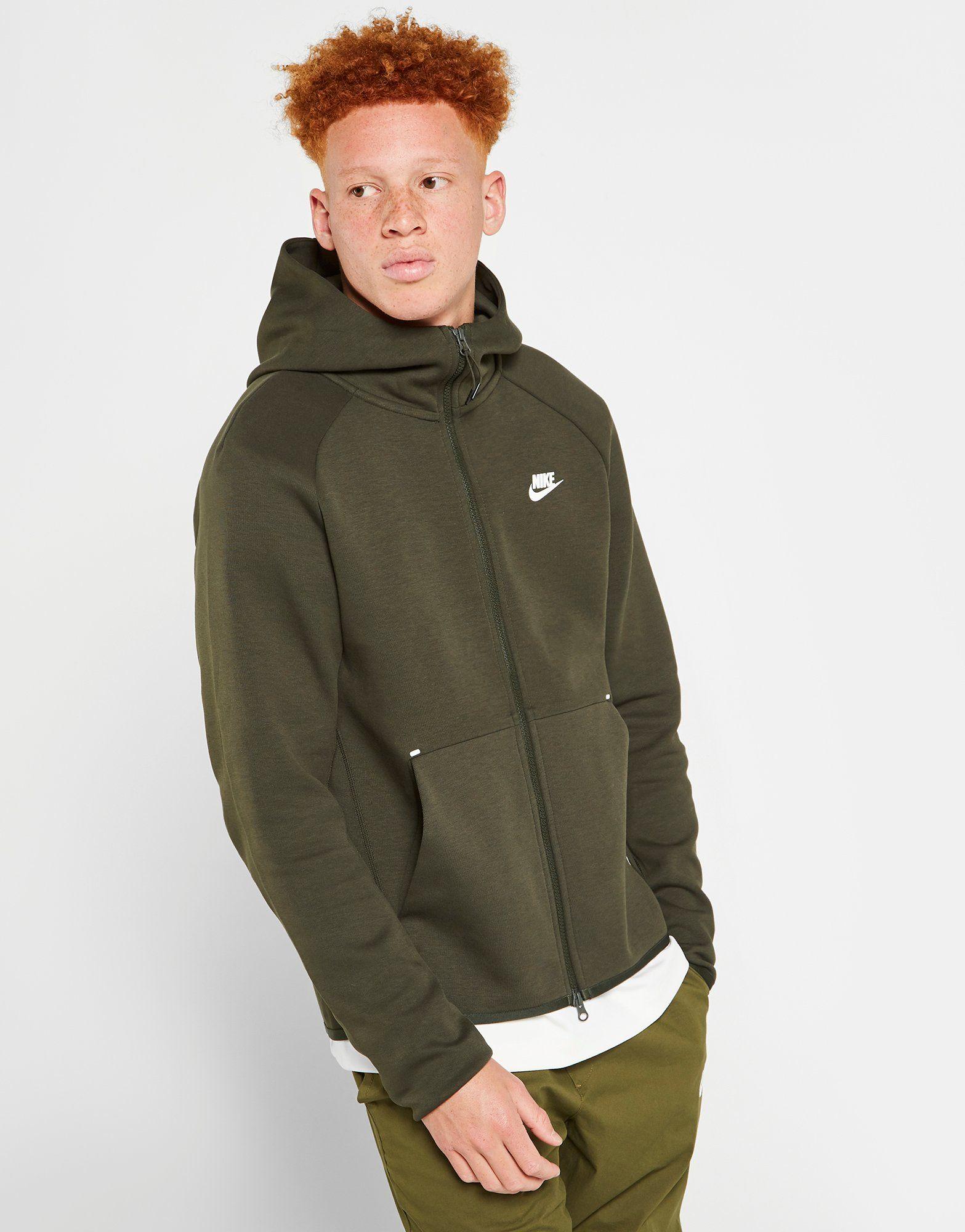 b9538eac48df Nike Tech Fleece Windrunner Hoodie