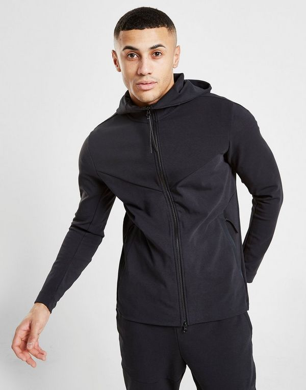 06c6a18ded0 Nike Tech Ponte Full Zip Hoodie | JD Sports