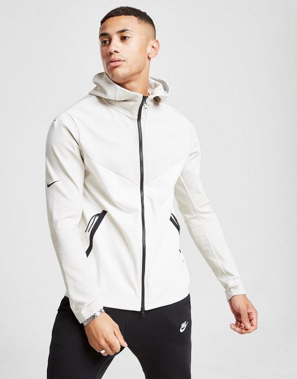 Nike Tech Ponte Full Zip Hoodie Herre