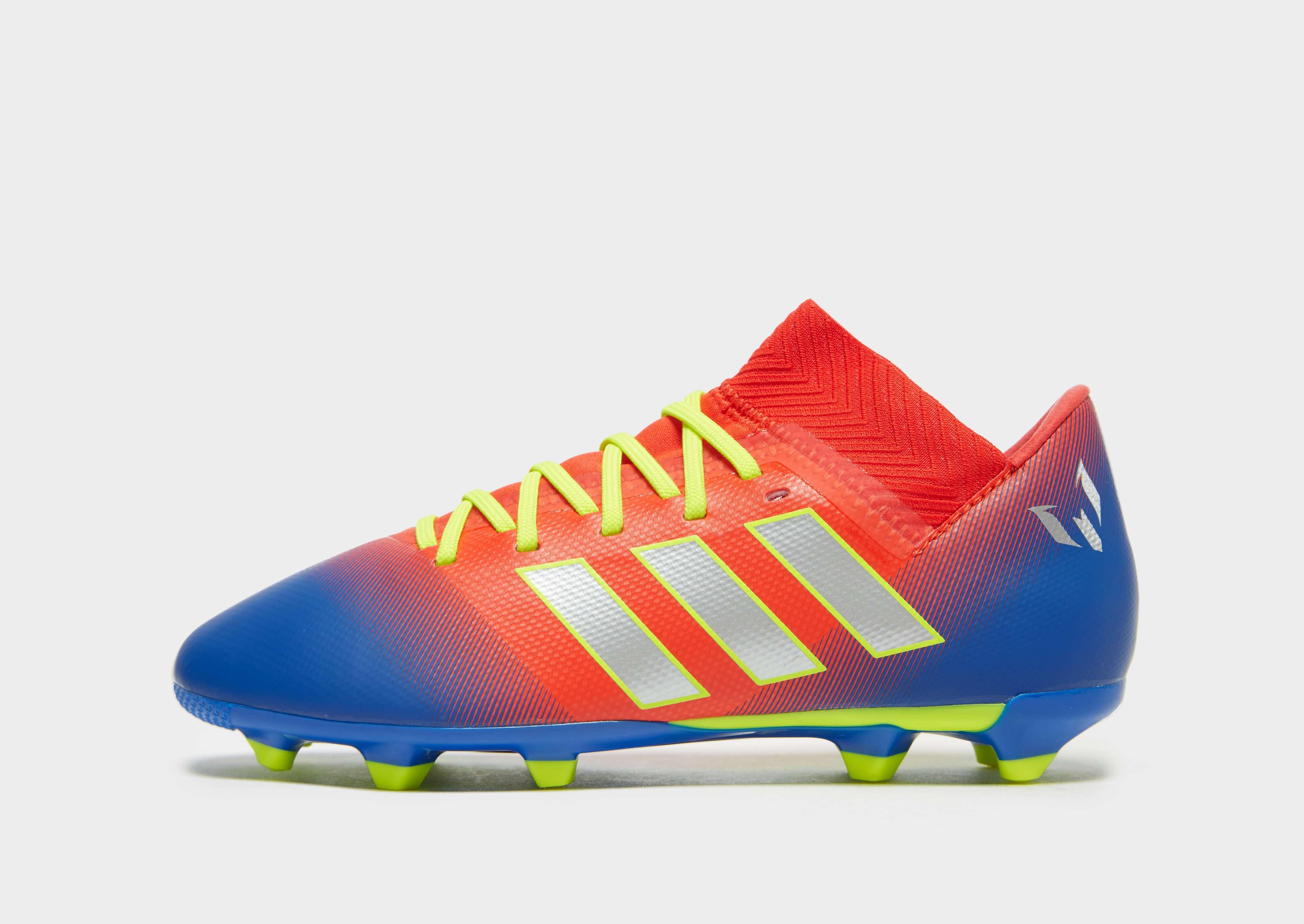 6df8739d0 adidas Initiator Nemeziz 18.3 Messi FG Children | JD Sports