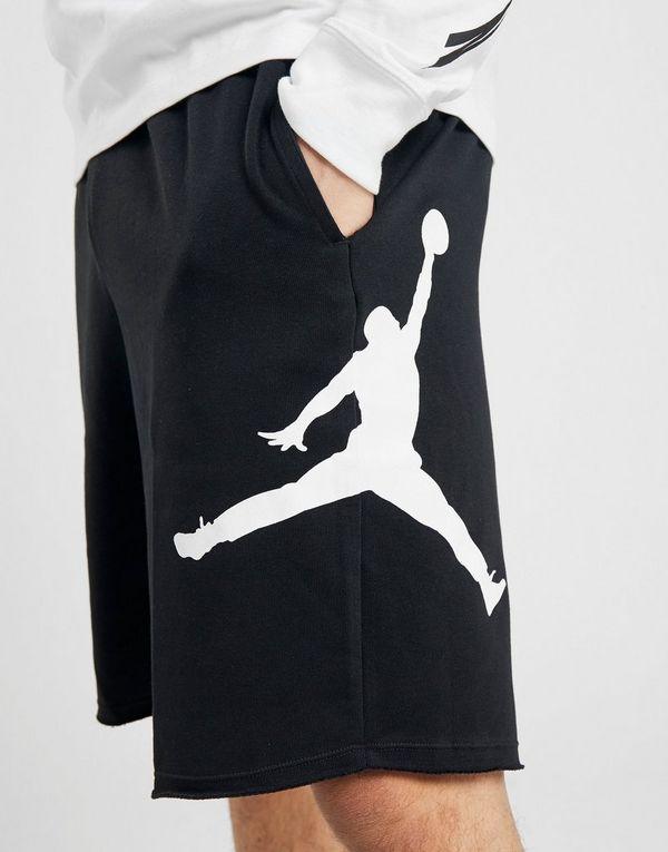 983f9a6e583 NIKE Jordan Jumpman Logo Men's Fleece Shorts | JD Sports