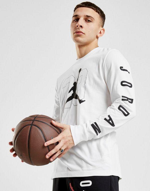 info for fa0f0 ed4fb Jordan Jumpman 23 Long Sleeve T-Shirt   JD Sports