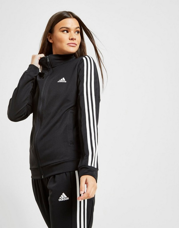 Shop den adidas 3 Stripes Tiro Trainingsanzug Damen in