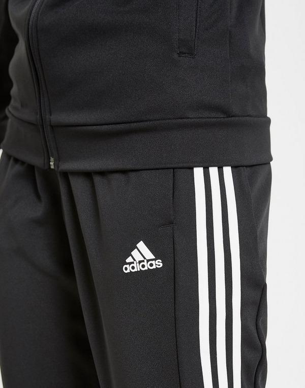 Mono comentarista Cambio  Compra adidas chándal 3-Stripes Tiro en Negro