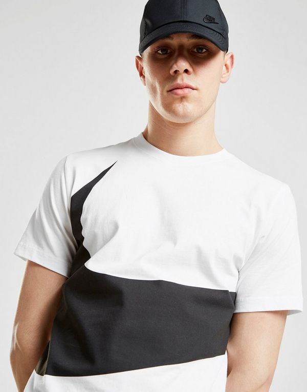 adf968527 Nike Large Swoosh Short Sleeve T-Shirt | JD Sports
