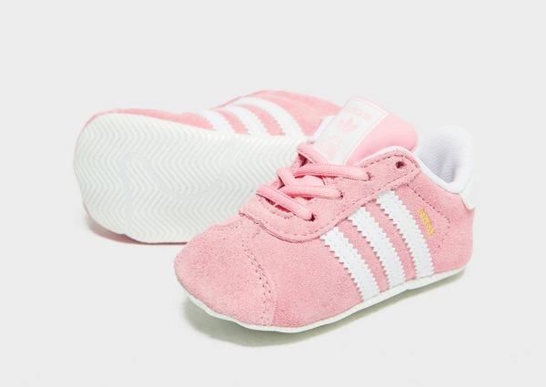 Buy Pink adidas Originals Gazelle Crib Infant | JD Sports