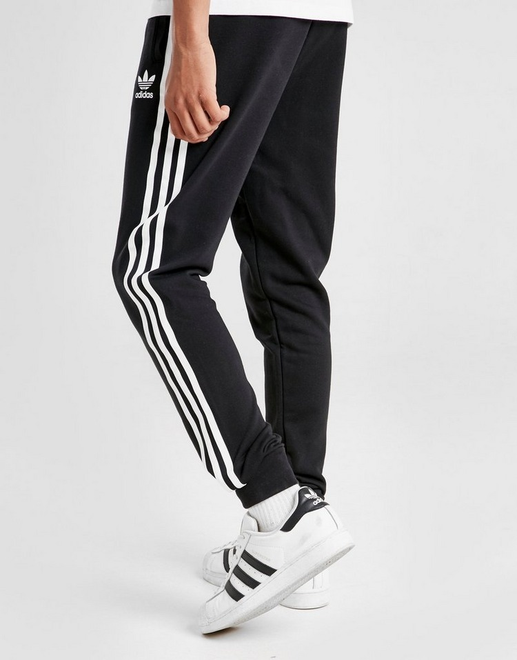 adidas Originals 3-Stripes Fleece Jogginghose Kinder