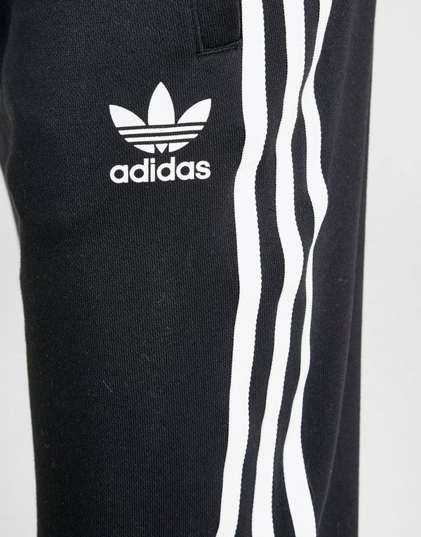 adidas Originals 3 Stripes Fleece Joggers Junior | JD Sports